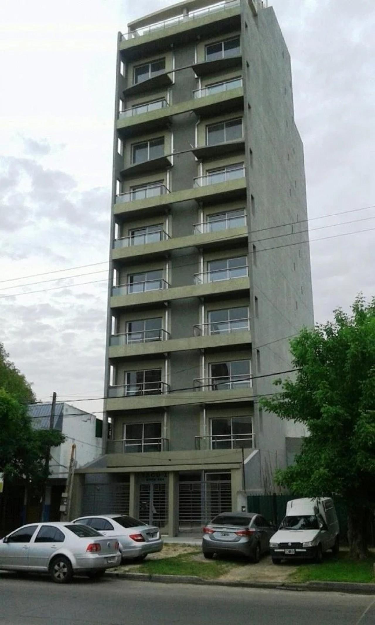 Departamento Monoambiente en Edif. Facu I, Muñiz